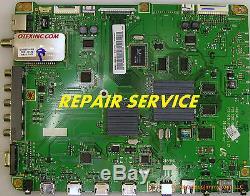 BN94-02661E Main Board REPAIR SERVICE UN46B8000XFXZA