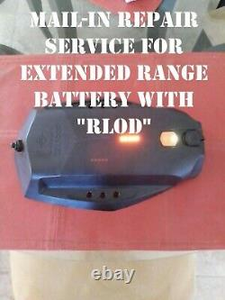 Boosted Board Lithium B2XR Extended Range Battery RLOD Repair Service