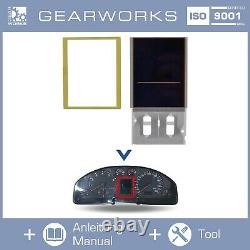 Display For Audi A4 B5 8D Instrument Cluster Cockpit LCD Display