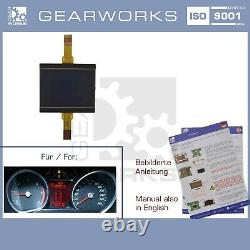 Display For Ford Focus S-MAX MK1 I Instrument Cluster