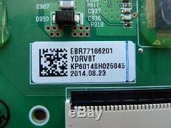 Ebr77185601 Ebr77186201 Ebr77186101 Boards Repair Lg 60pb6650 60pb6600 60pb5600
