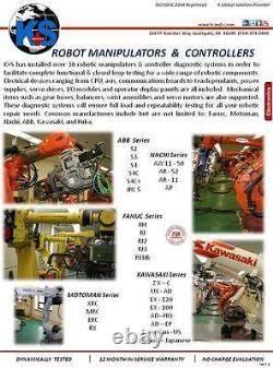 Fanuc A20B-1000-0560 Servo Analog Board Repair Only