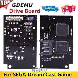 GDEMU Optical Drive Emulator Board Unlocked Repair Part Disc for SEGA Dream Game