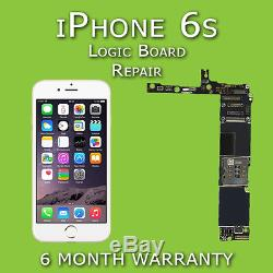 IPhone 6s Motherboard / Logic Board Repair No Power No Image No Service No Touch