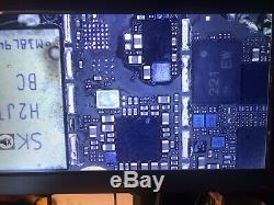 IPhone Water Damage Repair ultrasonic Logic Circuit Board Cleaning Service