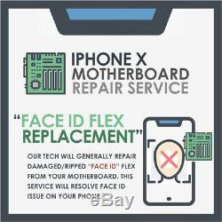 IPhone X Motherboard / Logic board repair service FACE ID Phonerepairus