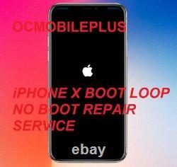 IPhone XR / X / XS / XS Max Boot Loop Logic Board Repair Service