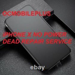 IPhone XR / X/ XS / XS Max No Power Logic Board Repair Service