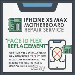 IPhone XS Max Motherboard/Logic board repair service Face ID Phonerepairus