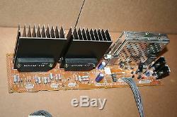 JVC TV AV-48WP74, AV-56WP74, & Similar, Convergence Board REPAIR SERVICE, #SSB-5068