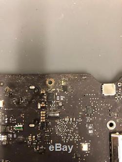 Macbook Pro 13 with TouchBar A1706 Logic Board Repair Service Microsoldering