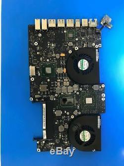 Macbook Pro Retina 2012 2015 Logic Board Repair Service Microsoldering