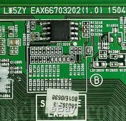 Mail-in Repair Service For Lg 43uf6400 Main Board 1 Year Warranty