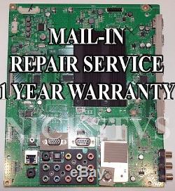 Mail-in Repair Service For LG 60PZ750 Main Board 1 YEAR WARRANTY