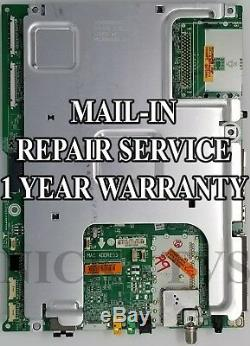 Mail-in Repair Service For LG 65EG9600 Main Board 1 YEAR WARRANTY