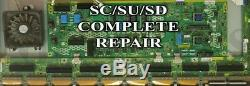 Mail-in Repair Service For Panasonic TC-P50GT30 SC/SD/SU Boards 1 YEAR WARRANTY