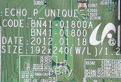 Mail-in Repair Service For Samsung UN46ES7500 Main Board 1 YEAR WARRANTY