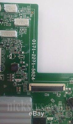 Mail-in Repair Service For Sharp LC-55LE653U Main Board 1 YEAR WARRANTY
