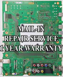 Mail-in Repair Service For Sony XBR-75X940D Main Board