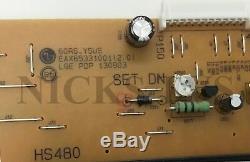 Mail-in Repair Service Y-sus/Buffer Boards 60PB6650 1 YEAR WARRANTY