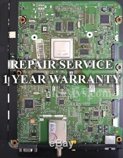 Mail-in Repair Service of Main Board For Samsung UN60D7000 with 1 YEAR WARRANTY
