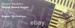 REPAIR ONLY- Wolfe 806779B Oven Relay Board
