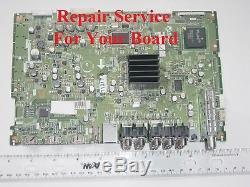 REPAIR SEIRCE Mitsubishi WD-82738 Main Board - HDMI problem x426 ssa