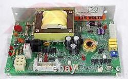 REPAIR SERVICE Matrix circuit board power incline controller T4, T5, 013722-A