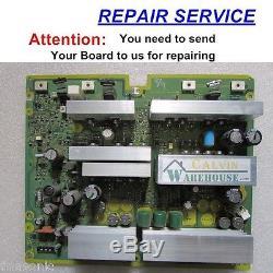 REPAIR SERVICE for PANASONIC SC BOARD TNPA4782 AB TC-P50S1