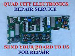 Repair Service For BN44-00657A Samsung Power Supply Board