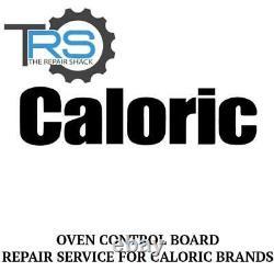 Repair Service For Caloric Oven / Range Control Board 307045