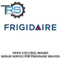 Repair Service For Frigidaire Oven / Range Control Board 316418750