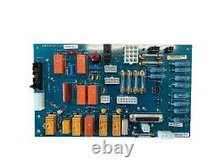 Repair Service For GE OEC 9800 Plus C-ARM Power Relay Board 5315876 6Mon Warr