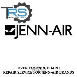 Repair Service For Jenn-Air Oven / Range Control Board W10190396