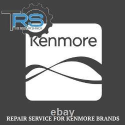 Repair Service For Kenmore Oven / Range Control Board 318414206