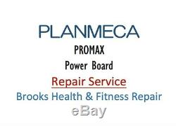 Repair Service For Planmeca Power Board 121-10-02 10001224 6-Mon Warranty