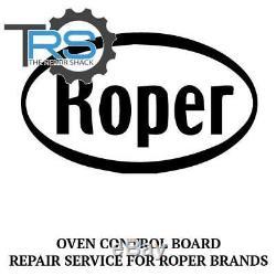 Repair Service For Roper Oven / Range Control Board 338692