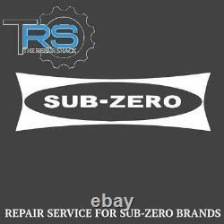Repair Service For Sub-Zero Refrigerator Control Board 4202810