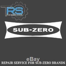 Repair Service For Sub-Zero Refrigerator Control Board 4204380