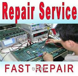 Repair Service for Agilent 6890 mainboard Circuit board Repair Servo repairc