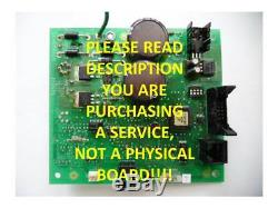 Repair Service for Graco Control Board for GMax 3900, 5900, 7900 P/N 245394