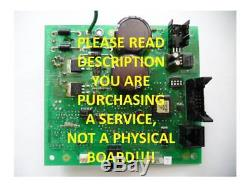 Repair Service for Graco Control Board for GMax 3900 Part # 245394