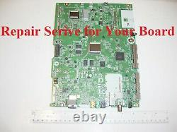Repair Service for LG 55EG9600 Main Board 55EG9600-UB a761
