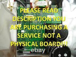 Repair Service for Spray Tech Control Board (EPC)