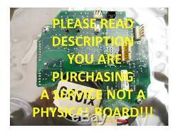 Repair Service for Titan Control Board (EPC) for 640ix Part #704-591