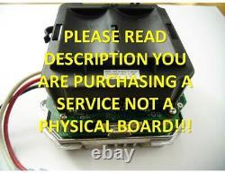 Repair Service for Titan Impact Series Control Board (EPC)