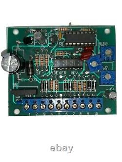 Rottler FS-1 Indexer Circuit Board Repair Flat Fee