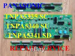 Tnpa5335 Tnpa5340 Tnpa5341 Sc Su Sd Boards Repair Service Tc-p55gt30 Tc-p55vt30