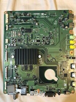 Toshiba Main Board REPAIR SERVICE 46UL610u 55UL610u 65UL610u